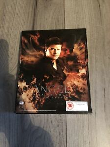 Buffy The Vampire Slayer Angel Season 4 Dvd Boxset Bible Edition