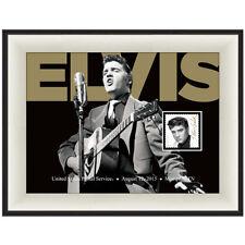 New USPS Elvis Presley Framed Art (small)