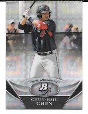 2011 Platinum Prospects X-Fractor #BPP79 Chun-Hsiu Chen RC
