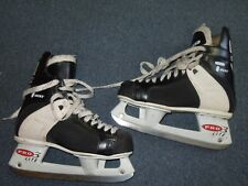 CCM TACKS PRO LITE 3 ICE HOCKEY SKATES-152-MENS SIZE 9 FRESHLY SHARPENED