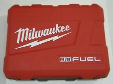 Milwaukee Hard Carrying Tool Case For 2897-22 NEW