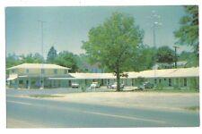 Blue Top Motel Douglas Georgia GA Beauty Rest Beds Postcard Hotel