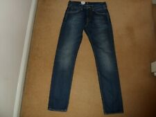 Edwin jeans ED-55 loose tapered KINGSTON Denim-pulito Lavare