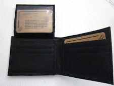 LEATHER WALLET   BI FOLD                                     ITEM 12    483