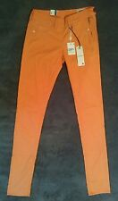 BNWT ladies G STAR 3301 W25 L34 skinny comfort king jeans trousers low rise