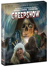 CREEPSHOW collector's edition  - Region A - BLU RAY - Sealed