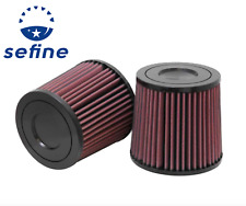 K&N Replacement Air Filter for 11-16 Mclaren MP4-12C 3.8L V8 #E-0667
