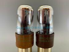 SYLVANIA 6V6GTY BROWN BASE MIL SPEC POWER TUBES *AT1000 TESTED *100% GUARANTEED*