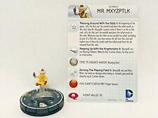 HEROCLIX DC SUPERMAN WONDER WOMAN MR. MXYZPTLK 060, UNPLAYED SUPER RARE FIGURE