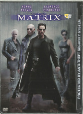 THE MATRIX SNAPCASE KEANU REEVES (1999) DVD BRAND NEW SEALED