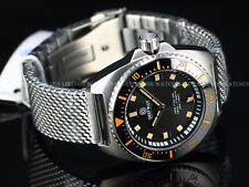 NEW Deep Blue 45mm Deep Star 1000 Swiss SW200 Automatic Sapphire Crystal Diver