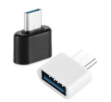 USB-C Type C 3.1 Male to USB 3.0 Type A Female Adapter Sync Data Hub OTG