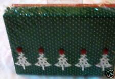 Christmas - Red & Green Holiday Gift Box