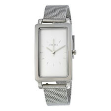 Skagen Hagen White Dial Ladies Watch SKW2463