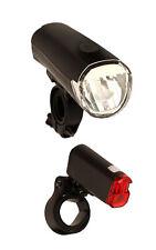 Filmer Fahrrad Licht Set LED Beleuchtung vorne Vorder Lampe Rück Leuchte StVZO