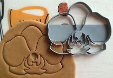 Cookie Cutter Orchid cookiecutter cookies custom shape