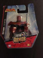 Mattel Marvel DC Comics Batman Total Armor Armour Figure NEW SEALED