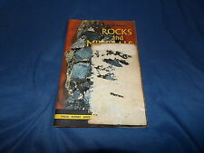 Picture book of Rocks and Minerals Reinfeld 1963 pur