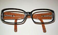 Coach new Frame for Glasses MEGAN S427 Tortoise Brown No Lenses NWOT