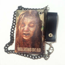 The walking dead wallet credit card oyster license holders folded XY0089