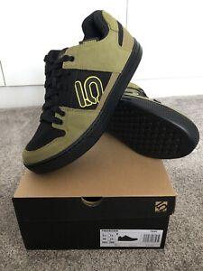 Mens Adidas Five Ten Freerider Shoes Size Uk 11 Moss/Black FW2841 BNIBWT RRP £95