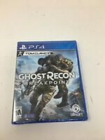 Tom Clancy's Ghost Recon Breakpoint, For Playstation 4