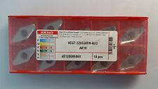 VCGT 220530FN-ALU AK10 ARNO Wendeplatten NEU inkl.19% MwSt.