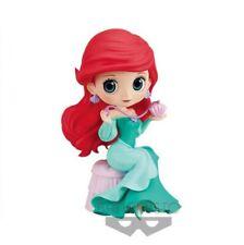 8pcs//lot Q posket Principesse Action Figure Toys Tiana Ariel Cenerentola bambole in PVC
