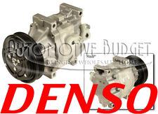 A/C Compressor w/Clutch for Toyota Echo 2000-2003 - NEW OEM
