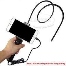 7.2mm Smart Android Phone OTG USB Endoscope Camera Borescope Inspection Snake UK