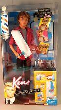 Shaving Fun Ken Doll~Color-Change Beard - 2010 Mattel/Barbie~Indonesia, New/Box
