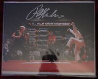 RALPH MACCHIO Signed 8x10 Photo THE KARATE KID COBRA KAI Autograph BAM BOX