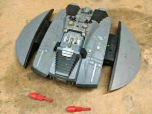 Mattel 1978 Battlestar Galactica BSG cylon raider with missiles