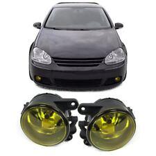 2 ANTIBROUILLARD JAUNE VW GOLF 5 / TIGUAN 2007-2011 / JETTA 3
