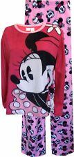 Disney Women's Minnie Mouse Minky Pajama  / Sleepwear Set