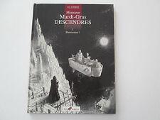 MONSIEUR MARDI GRAS DESCENDRES T1 EO1998 TBE/TTBE BIENVENUE EDITION ORIGINALE