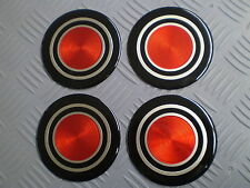 FORD F150 Truck E150 Van Center Hub Cap INSERT EMBLEM Stickers SET of 4 AM