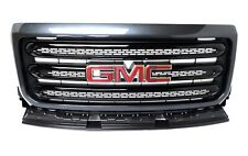 84193034 Front Grille Package Cyber Gray Metallic 2015-2019 GMC Canyon