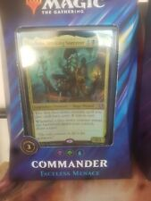 Random Commander Deck, Magic: The Gathering