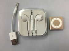 Apple iPod shuffle 4th Generation Gold (2GB) new