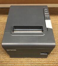 Epson TM T88V model M244A POS Thermal Receipt copy heat Printer mini&USB w/POWER