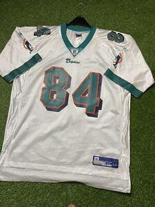 Chambers Miami Dolphins Vintage NFL Football Trikot Xl