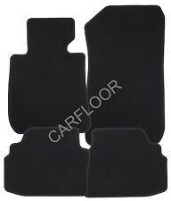 Für Land Rover Freelander 2 Fußmatten Velours Deluxe schwarz mit Befestigungen