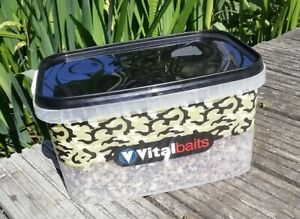 Vitalbaits Particle Spod Mix 3kg PVA Friendly Carp Fishing Bait