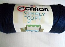 Caron Simply Soft Yarn  6 Ounce Skeins  #4 Weight   Choice Of Colors