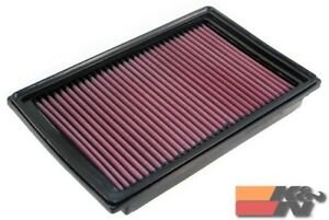 K&N Replacement Air Filter For CHRYSLER PT CRUISER 2.4L-L4 NON TURBO 33-2351