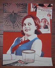 John Smith Mad Men Peggy Olsen Fine Art Print TV Limited Edition Poster Hand #'d
