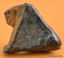 Meteorite Gibeon Iron IVA Fine Octahedrite Eisen Meteorit Namibia 0.4 gr