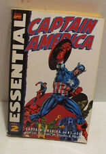 Comic ESSENTIAL CAPTAIN AMERICA Volume 2 Marvel #103-126