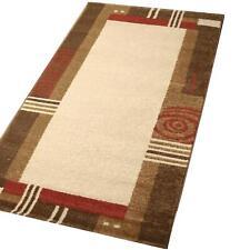 Teppich Premium Nepal m Seide Handgeknüpft 70x340 cm 100 /% Wolle Läufer Terra
